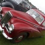 """Talbot Sunbeam Saloon Cars - 1954"" by imagetaker"