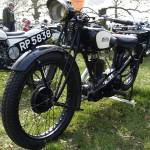 """Matchless Vintage Motorcycles - 1928"" by imagetaker"