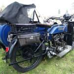 """""""Ariel Vintage Motorcycle & Sidecar - 1922"""" by imagetaker"""
