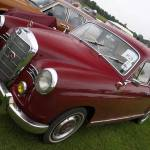 """Mercedes Benz 190 Saloon Cars - 1960"" by imagetaker"