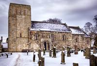 St Cuthbert's Church at Dalmeny
