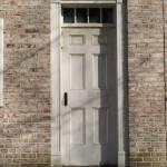 """Allaire Historic Doorway"" by Henri"