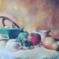 Abundance Art Prints & Posters by Jude Harzer