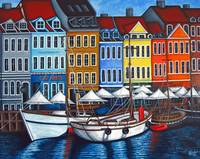Colors of Nyhavn II