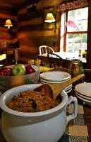 Inn at Cedar Falls Breakfast Table FW