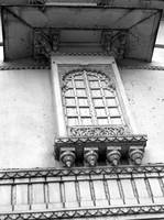 City Palace Carved Window Elements