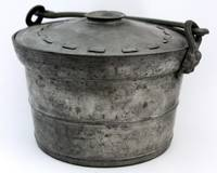Pewter Kettle