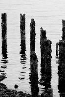 Decaying Pier