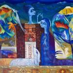 """""""Melancholy (devoted to William Saroyan)"""" by arartplatform"""