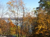 Hudson River Valley in Autumn