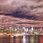"""New York City Skyline"" by NJPhotographer"