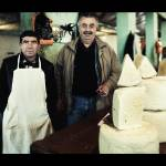"""Cheese sellers at Tbilisi Market"" by blazko"