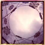 """""""snowflake sky polaroid"""" by polaroidgirl"""