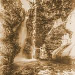 """Upper Falls, Johnston Canyon"" by bobb"