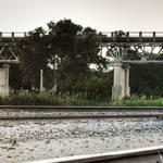 """""""Panorama Nance Memorial Bridge"""" by srachid"""