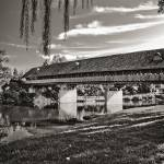 """Covered Bridge"" by ZeipekisPhotography"