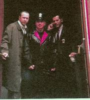 Donny Wahlberg/ Johnny Leguizamo Righteous kill mo
