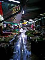 The Markets Of Bangkok