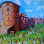 """citadel de laferriere"" by BakerJoseph"