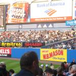 """Yankee Stadium crowd"" by wlouis1265"