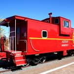 """""""Old Red Caboose 0024"""" by rayjacque"""