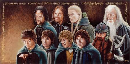 The Fellowship of the Ring / Lord of the Rings