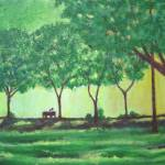"""Luv Bagh - lovers park"" by shantharam"