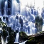 """""""Ramona Falls"""" by monteithphoto"""