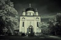 The Russian Orthodox Church in Potsdam (Infrared)
