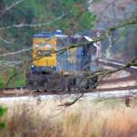 """CSX 6350 all alone"" by Pauljs"