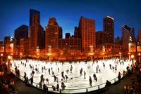 Ice Rink Magic