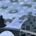 """""""Bridge To The Buddha"""" by richardstine"""