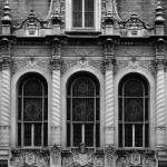 """Church facade - Austin, Texas"" by keithdotson"