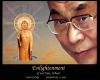 Enligthenment- If not Now, When? - Dalai Lama and