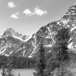 """Canadian Mountain Panorama"" by bobb"