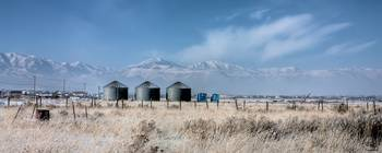 Winter Rural Utah