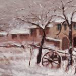 """Winter in Trenno (Italy)"" by zampedroni"