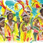"""Barbados Women"" by ralphnelsen"