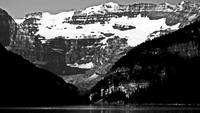 Lake Louise       B&W Edit