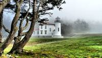 Lighthouse in the Fog Two