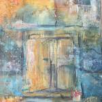 """Doorways"" by MargaretCoxall"