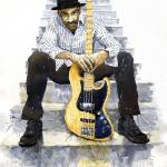 """Jazz Marcus Miller 4"" by shevchukart"