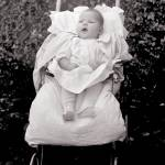 """""""Baby in Stroller"""" by amsole"""