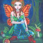 """""""Fairy Monarch"""" by wally_doodle"""