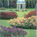 """Rose Stroll"" by theartistfemme"