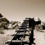"""Rails to Nowhere"" by aarondalbey"