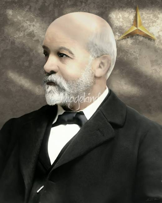 the life of gottlieb daimler Carl benz facts: german gottlieb daimler the invention of the automobile, country life, 1936 singer, charles.