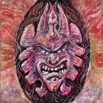 """samuria mask"" by jameskeatingart"