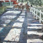 """Saratoga Gap"" by PhyllisDixon"