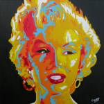"""Marilyn"" by Oggy"